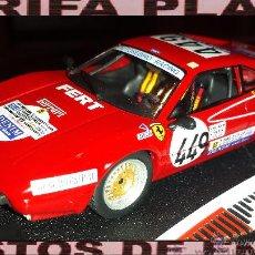 Coches a escala: FERRARI 308 GTB RALLYE GIRO DE ITALIA 1979 F.BESENSONI RACING COLLECTION 1:43 EN CAJA. Lote 45931617