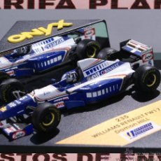 Coches a escala: WILLIAMS-RENAULT FW17 F1 DAMON HILL ESCALA 1:43 DE ONYX EN CAJA. Lote 45936041