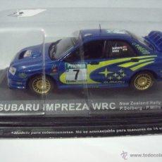 Voitures à l'échelle: SUBARU IMPREZA WRC. Lote 145678298