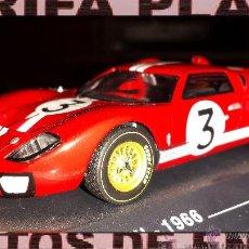 Coches a escala: FORD GT 40 MKII 24 HORAS DE LEMANS 1966 ESCALA 1:43 DE ALTAYA EN CAJA. Lote 46166913