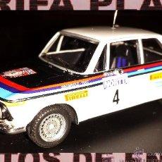 Coches a escala: BMW - 2002 N 4 13TH RALLY 1000 LAKES 1974 J.TODT - A.WARMBOLD ESCALA 1:43 DE TROFEU EN CAJA. Lote 46171186
