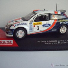 Coches a escala: FORD FOCUS WRC 2001. Lote 46195886