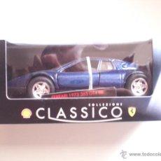 Coches a escala: FERRARI 1973 365 GT4 BB - CLASSICO COLLEZIONE SHELL (NUEVO). Lote 46365412
