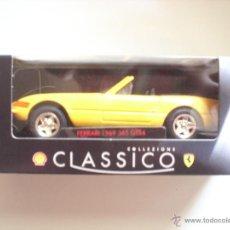 Coches a escala: FERRARI 1969 365 GTS4 - CLASSICO COLLEZIONE SHELL (NUEVO). Lote 46365552
