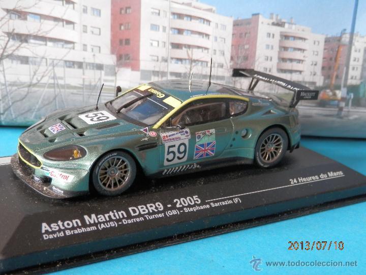 Aston Martin Dbr9 24 Horas Le Mans 2005 1 43 Kaufen Modellautos Im Maßstab 1 43 In Todocoleccion 46562344