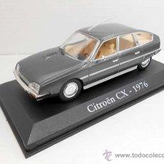 Coches a escala: COCHE CITROEN CX GRIS RBA METAL MODEL CAR 1/43 1:43 MINIATURA ALFREEDOM. Lote 189617598