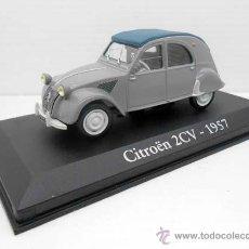 Coches a escala: COCHE CITROEN 2CV DOS CABALLOS DYANE RBA METAL MODEL CAR 1/43 1:43 MINIATURA ALFREEDOM. Lote 190027873
