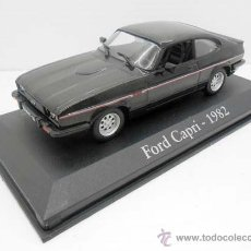Coches a escala: COCHE FORD CAPRI RBA METAL MODEL CAR 1/43 1:43 MINIATURA ALFREEDOM. Lote 143544782