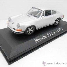 Coches a escala: COCHE PORSCHE 911 S CARRERA 1972 RBA METAL MODEL CAR 1/43 1:43 MINIATURA ALFREEDOM. Lote 195390143