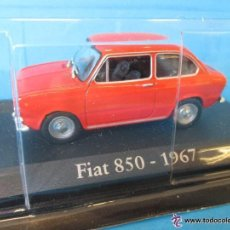 Coches a escala: COCHE 1/43-1:43 FIAT 850 - 1967. Lote 46901190