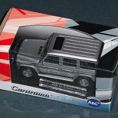 Auto in scala: COCHE MERCEDES G - CARARAMA 1/43. Lote 47041132