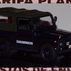 Coches a escala: FIAT NUOVA CAMPAGNOLA 1982 POLICIA CARABINERI ESCALA 1:43 EN CAJA NO ORIGINAL. Lote 47707133