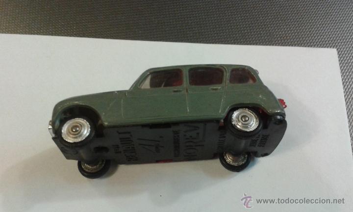 Coches a escala: Nº 53 Renault 4 L Norev 1/43 - Foto 3 - 47802489