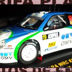 Coches a escala: CITROEN XSARA WRC RALLYE ACROPOLIS 2005 X.PONS - C.DEL BARRIO ESCALA 1:43 DE IXO EN SU CAJA. Lote 99112966