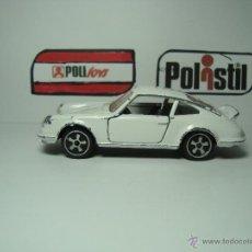 Coches a escala: PORSCHE 911 CARRERA RS DE POLITOYS POLISTIL 1,43 AÑOS 70. Lote 48369996