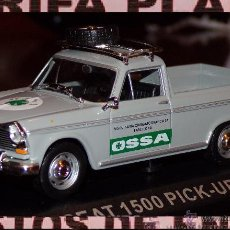 Coches a escala: SEAT 1500 PICK UP OSSA ESCALA 1:43 DE ALTAYA EN SU CAJA. Lote 48425446