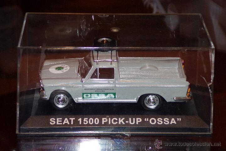 Coches a escala: SEAT 1500 PICK UP OSSA ESCALA 1:43 DE ALTAYA EN SU CAJA - Foto 6 - 48425446