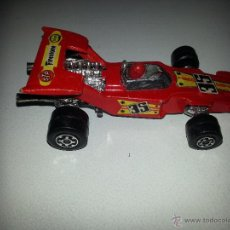 Coches a escala: MATCHBOX LESNEY F1 RACING CAR MADE IN ENGLAND AÑO 1971 . Lote 49085640