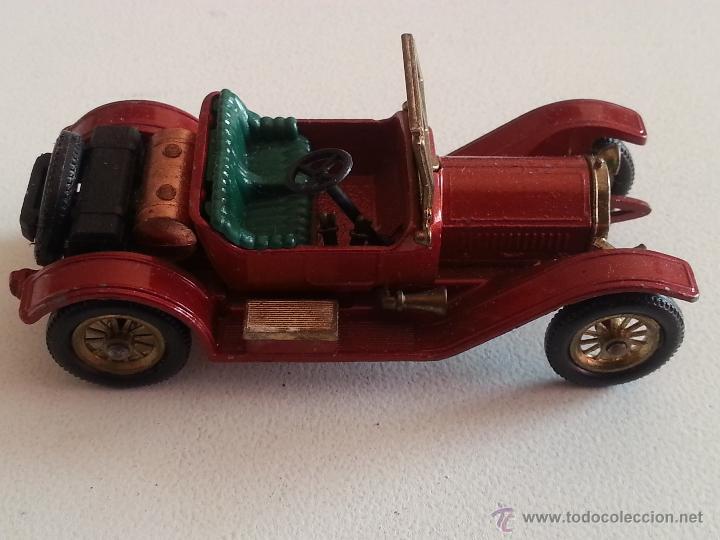 Fahrzeuge Stutz 1914 Matchbox Made In England By Lesney Nr 6