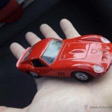 Coches a escala: COCHE FERRARI 250 GTO -MAISTO-. Lote 49721113