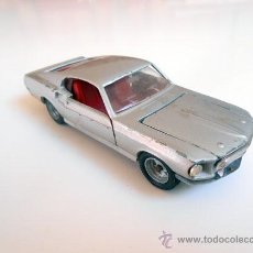 Coches a escala: 1/43 COCHE FORD MUSTANG INTER-CARS NACORAL SA REF 102 1:43 METAL MODEL CAR. Lote 49913452