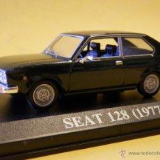 Coches a escala: SEAT 128 DE 1977 ALTAYA 1/43 LUGOY. Lote 50075706