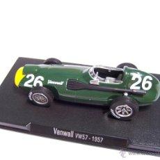 Coches a escala: VANWALL VW57 1957 STIRLING MOSS FORMULA 1 RBA 1/43. Lote 50950974