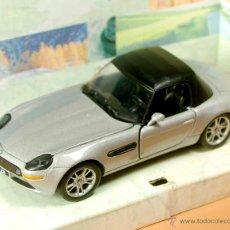 Coches a escala: BMW Z8 CAPOTA CERRADA - 1/43 CARARAMA HONGWELL METAL 1:43 NUEVO CON CAJA. Lote 50692175