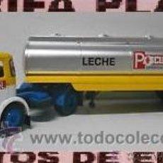 Coches a escala - Camion PEGASO 2030 CISTERNA LECHE PASCUAL escala 1: 43 de altaya en caja - 50707324
