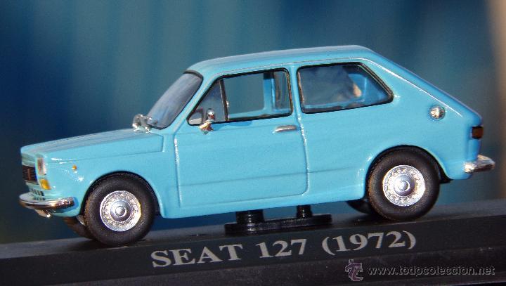 Coches a escala: SEAT 127 ESCALA 1:43 DE ALTAYA EN CAJA - Foto 2 - 50810659