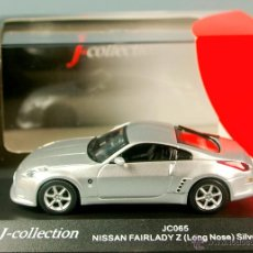 Coches a escala: J-COLLECTION JC065 1:43 - NISSAN FAIRLADY Z LONG NOISE SILVER - EDICION LIMITADA 1/43 NUEVO CON CAJA. Lote 50811342
