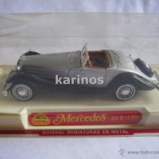 Coches a escala: MERCEDES 540 K 1936 GUISVAL. Lote 51319571