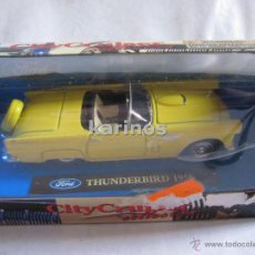 Coches a escala: FORD THUNDERBIRD 1956. Lote 51322141