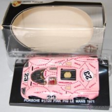 Coches a escala: PORSCHE 917 PINK PIG - LE MANS 1971. Lote 51417305