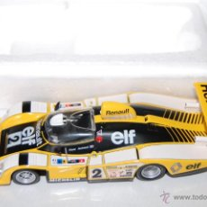 Coches a escala - Renault Alpine A442B - Le Mans 1978 - Altaya - 51417667