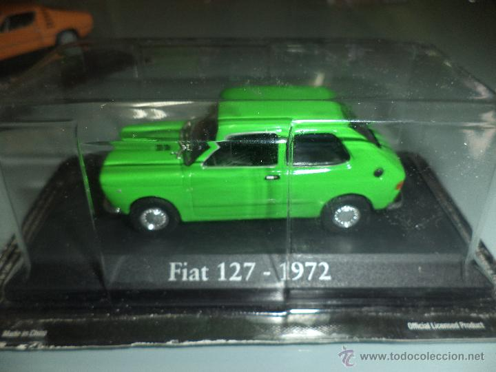 SEAT / FIAT 127 ,3 PUERTAS.1972.ESC.1/43 (Juguetes - Coches a Escala 1:43 Otras Marcas)