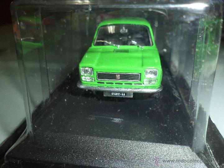 Coches a escala: Seat / Fiat 127 ,3 puertas.1972.Esc.1/43 - Foto 2 - 51573102