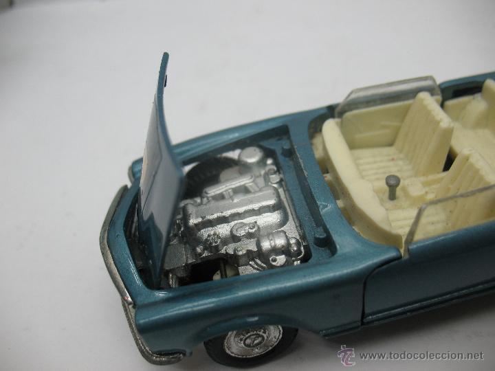 Coches a escala: JOAL Miniaturas - Coche descapotable Mercedes Benz 280 SL - Escala 1:43 - Foto 3 - 234932975