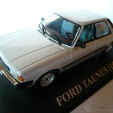 Coches a escala: FORD TAUNUS 1981 ESPAÑA. Lote 112220983