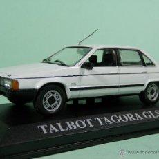 Coches a escala: TALBOT TAGORA GLS 1981 ALTAYA 1/43 LUGOY. Lote 53067158