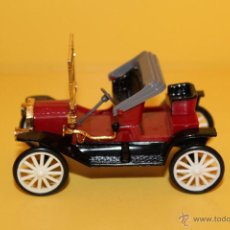 Coches a escala: FORD T ROADSTER 1910 - EKO COCHE CLÁSICO 1/43 - AÑOS 60 - MADE IN SPAIN. Lote 52021608
