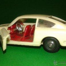 Coches a escala: SEAT 850 COUPE DE CHIQUI CARS / NACORAL AÑOS 60. Lote 53288722