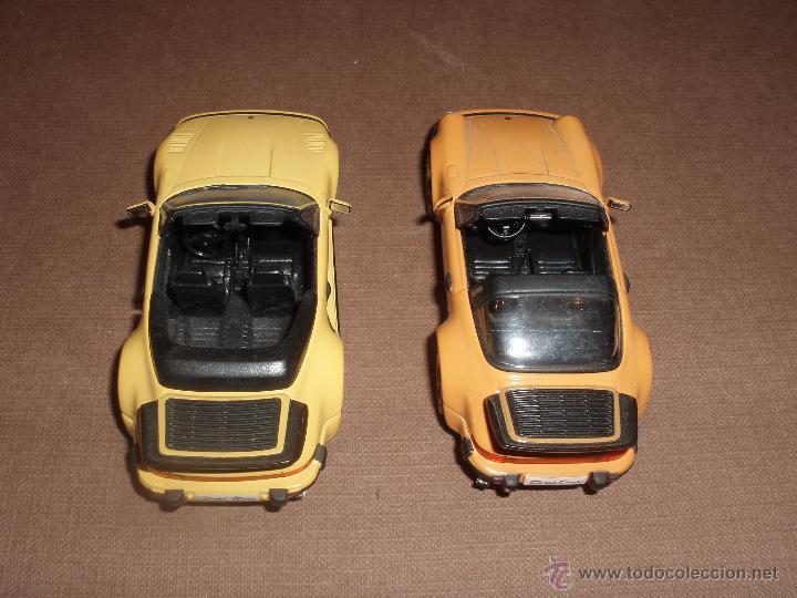 Coches a escala: PORSCHE 911 CARRERA SLANT NOISE TARGA TURBO HIGH SPEED ESCALA 1 43 - Foto 2 - 53355513
