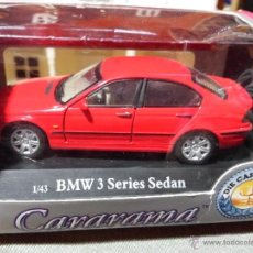 Coches a escala: COCHE BMW 3 SERIES SEDAN 1:43 CARARAMA. Lote 261296940