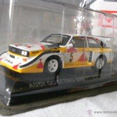 Coches a escala: WRC , AUDI QUATTRO SPORT E2 RALLYE SANREMO 1985. Lote 53572778