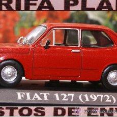 Coches a escala: FIAT 127 ESCALA 1:43 DE ALTAYA EN CAJA. Lote 53594916