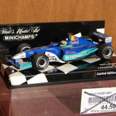 Coches a escala: WOLF FORD WR1 - B.RAHAL - CANADIAN GP 1978 - MINICHAMPS. Lote 53690171