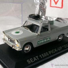 Coches a escala: SEAT 1500 PICK-UP OSSA 1/43 ALTAYA NQF. Lote 53741978