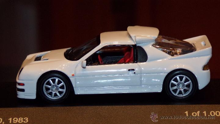 Coches a escala: FORD RS200 ESCALA 1:43 DE WHITE BOX EN CAJA - Foto 2 - 53745518