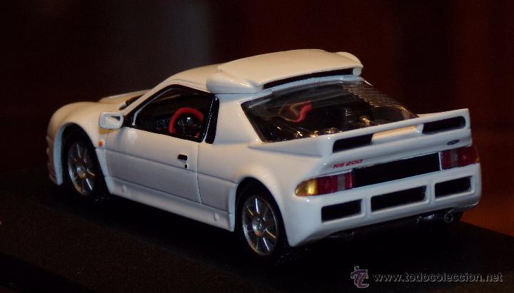 Coches a escala: FORD RS200 ESCALA 1:43 DE WHITE BOX EN CAJA - Foto 3 - 53745518